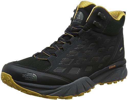 The North Face M Endurus Hke MD GTX, Zapatillas de Senderismo para Hombre, Gris (Phantomgry/Arrowwoodyellw), 45 EU: Amazon.es: Zapatos y complementos