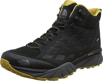 THE NORTH FACE Men's EndurUS Hke Mid GTX, Shoes, Phantomgy/Arwdye