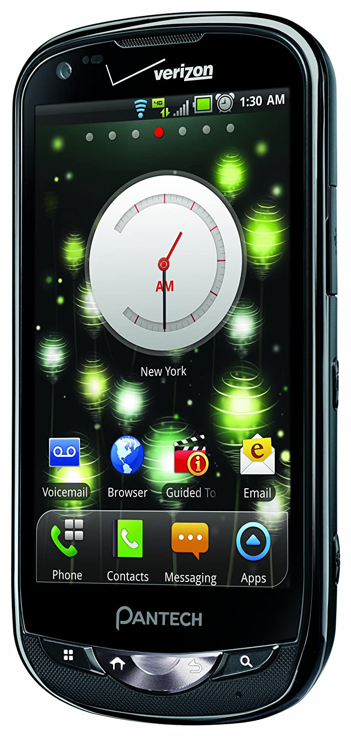 Amazon: Pantech Breakout 4g Lte Android Smartphone Verizon: Cell Phones &  Accessories Your Facebook