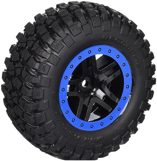 Amazon Com Traxxas 5883a Bf Goodrich Mud Terrain Tires Pre Glued