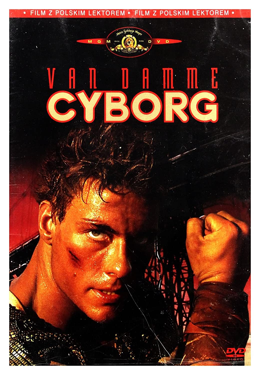 Cyborg [Region 2] (Audio español): Amazon.es: Jean-Claude ...