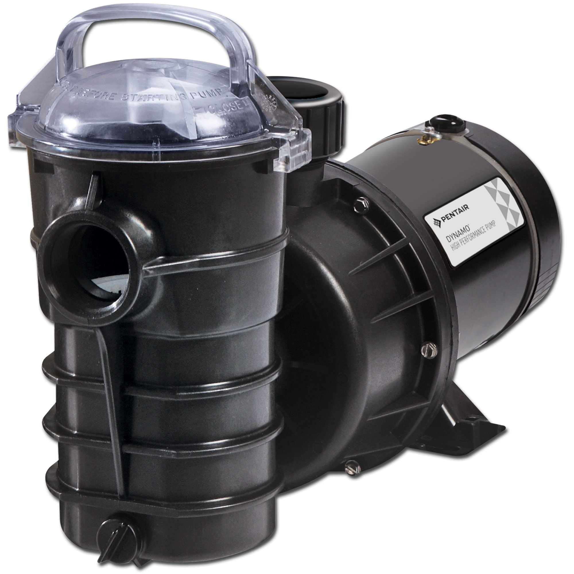Pentair Dynamo 1 Horsepower Above Ground Pool Pump - 340197