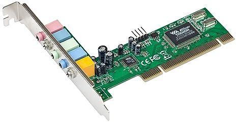Gembird SC-5.1-3 Tarjeta de Audio Interno 5.1 Canales PCI ...