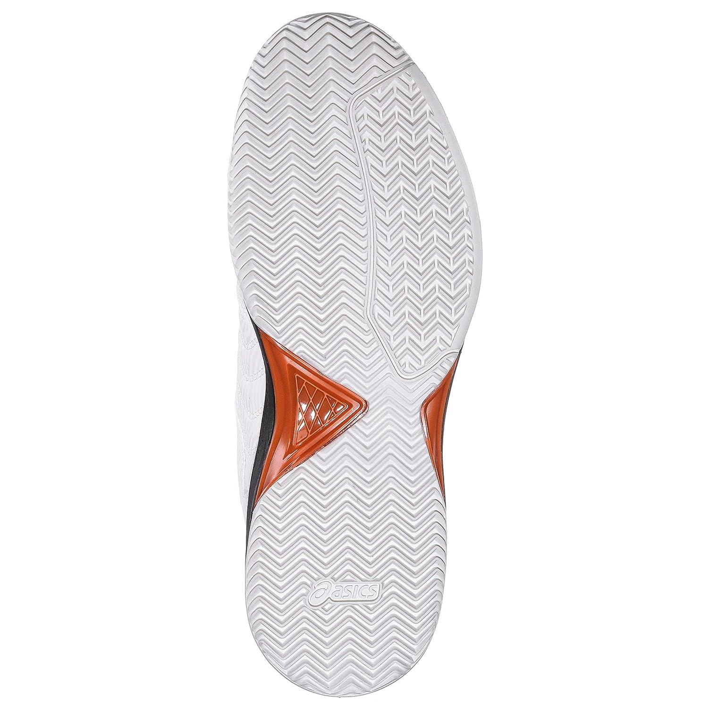 Zapatillas Hombre Asics Gel Dedicate 6 Clay Blanco