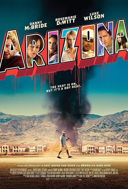 Lionbeen Arizona Movie Poster Cartel de la Pelicula 70 X 45 ...