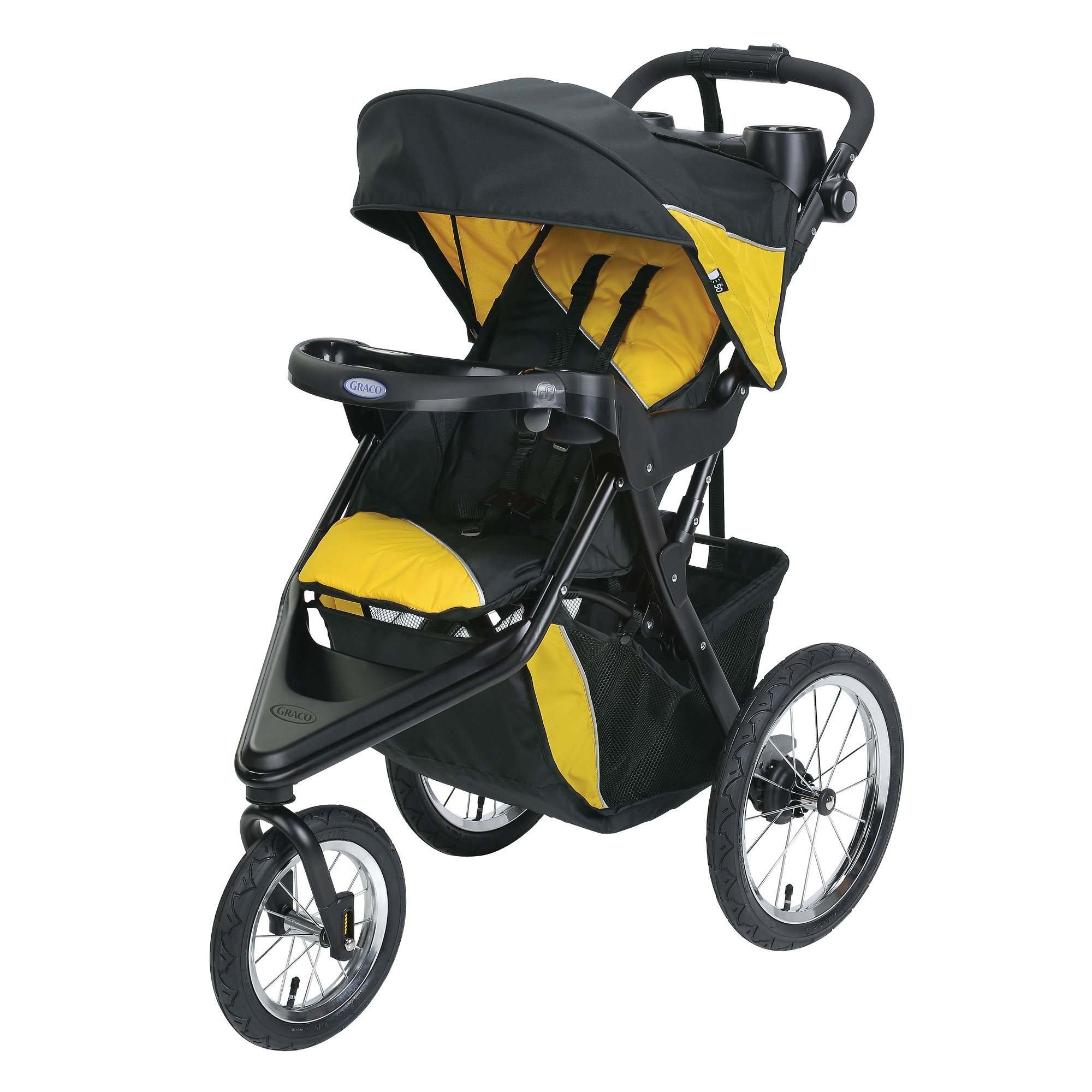 Graco Trax Click Connect Jogger Travel System by Graco (Image #3)