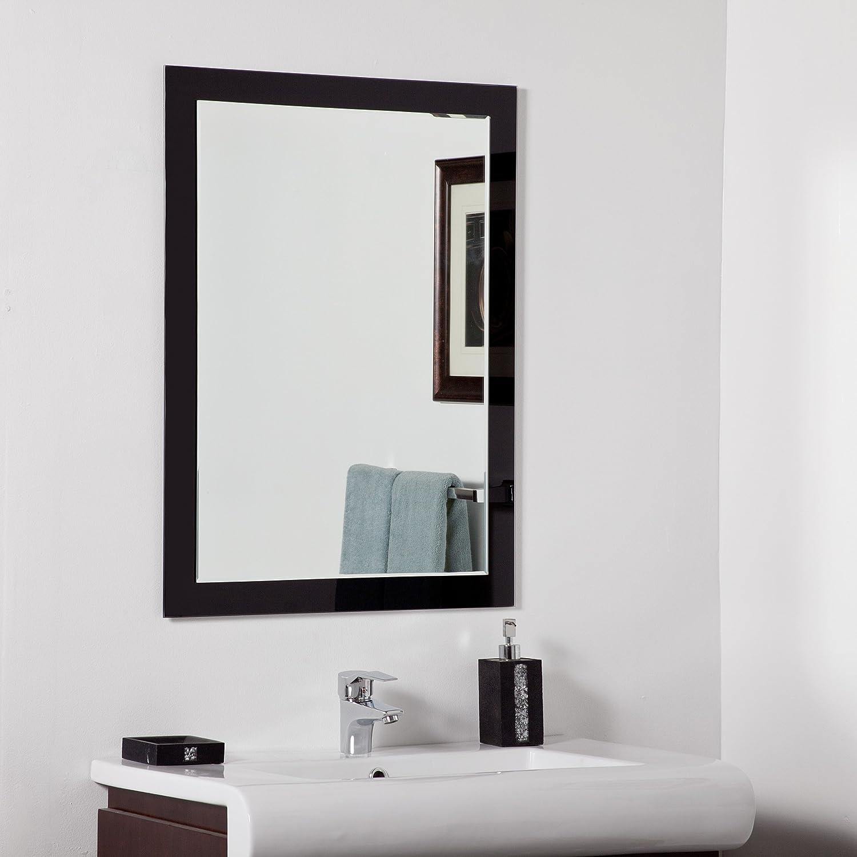 Amazon.com: Decor Wonderland Aris Modern Bathroom Mirror: Home