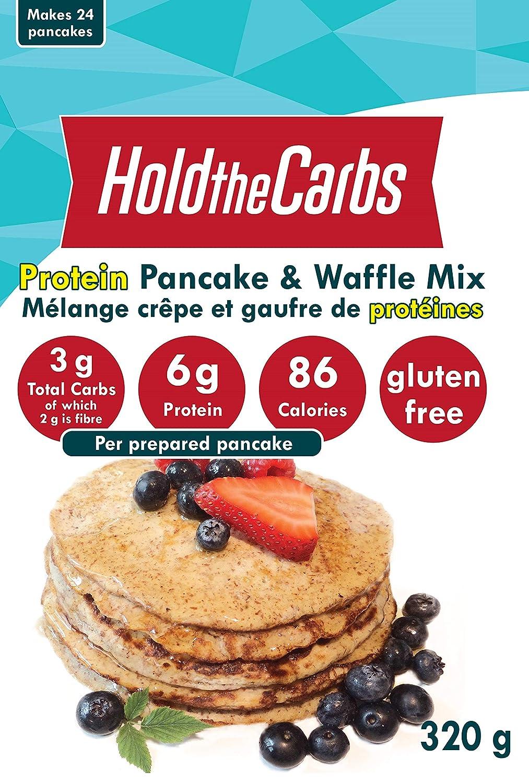 Mezcla de proteínas Pancake y Waffle: Amazon.com: Grocery ...