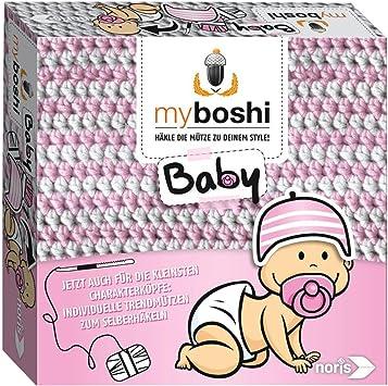 Noris Myboshi Baby Hamamatsu / Iwaki, Pink