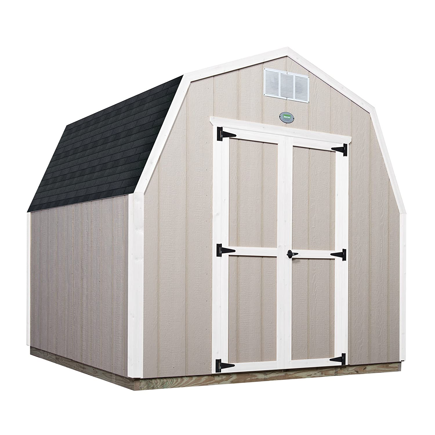 Amazon.com : Ready Shed Easy Install Shed With All Materials ...