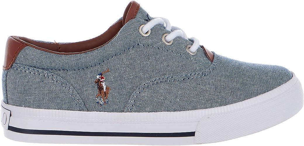 Polo Ralph Lauren Mens Vaughn slip-on II Sneaker,