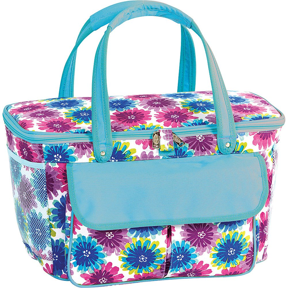 Picnic Plus Avanti Insulated Leak Proof Picnic Basket Cooler