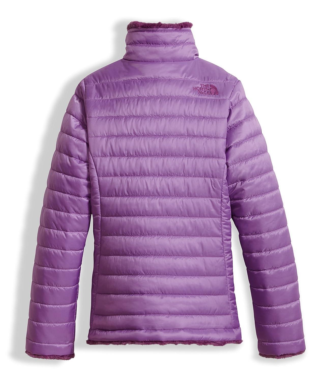 The North Face Girls Reversible Mossbud Swirl Jacket Little Big Kids
