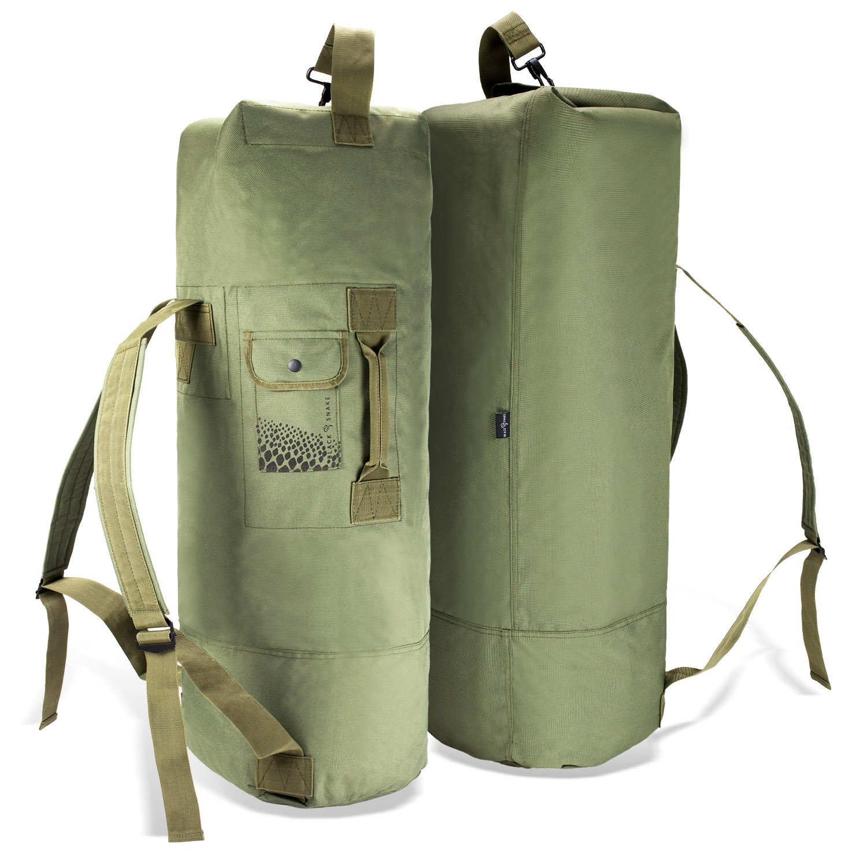 dans de nombreux coloris US duffle bag sac de transport avec max