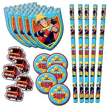 Sam El Bombero - Fireman Sam - Party Niños Favores - 20 ...