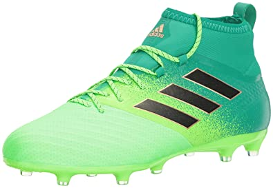 new product 58720 9bfb7 adidas pour Homme Ace 17,2 Primemesh FG Football Taquet - Vert - Solar Green