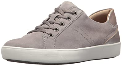 b7166ffc15e Naturalizer Women s Morrison Sneaker Grey 7 ...