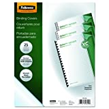 Fellowes 52309 Crystals Presentation Covers with