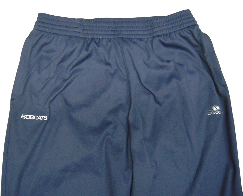 NBA Charlotte Bobcats Team Issued adidas Travel Pants Navy - Size 3XL +2' Length