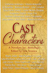 Cast of Characters: A Novelists Inc. Anthology Kindle Edition