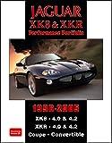 Jaguar XK8 & XKR Performace Portfolio 1996-2005 (Brooklands Books Road Test Series): XK8. 4.0 & 4.2 XKR. 4.0 and 4.2 Coupe. Convertible (Performance Portfolio)