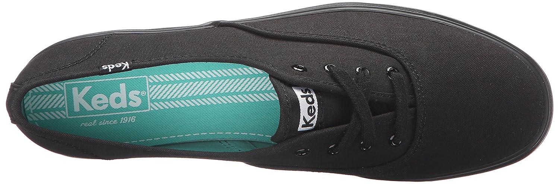 Keds Sneaker Women's Triple Core Fashion Sneaker Keds B00DNNOZ8Y 5.5 B(M) US|Black/Black 1fba6b