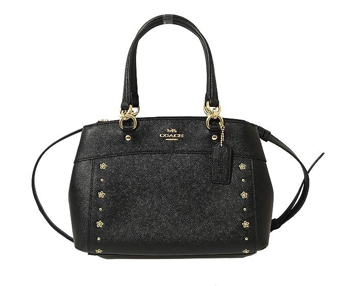 5e332ae5c Coach Womens Mini Brooke Carryall Handbag