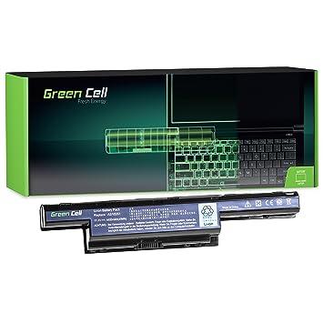 Green Cell® Standard Serie Batería para Packard Bell EasyNote P5WS0 Ordenador (6 Celdas 4400mAh 11.1V Negro): Amazon.es: Electrónica