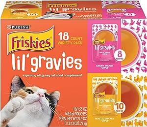Purina Friskies Stuf'd & Sauc'd Gravy Wet Cat Food