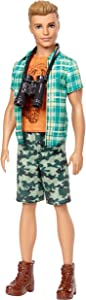 Barbie Camping Fun Ken Doll