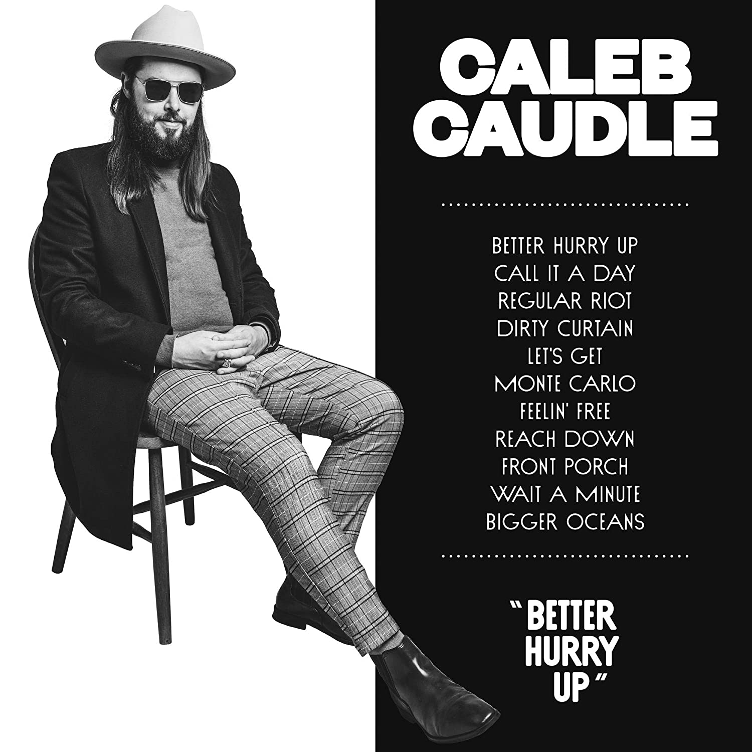 Buy Caleb Caudle: Better Hurry Up New or Used via Amazon