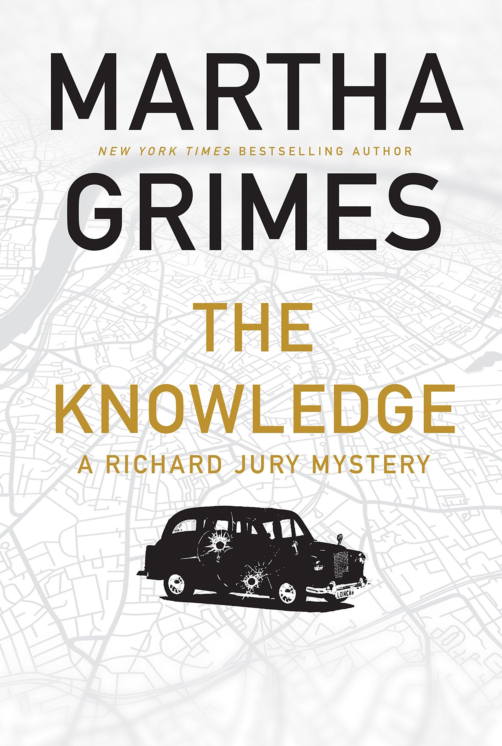 Knowledge (The Richard Jury Mysteries)