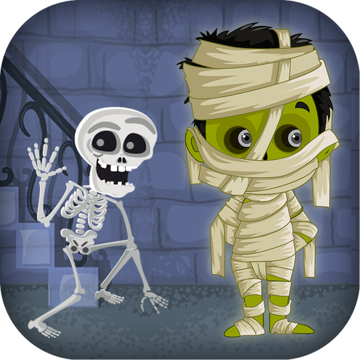 Halloween Costumes And Puzzles -