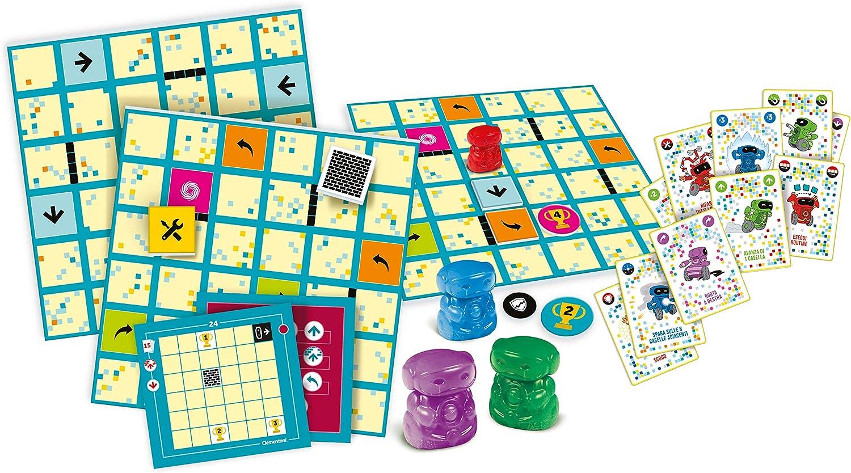 Clementoni 16115 Sapientino - El Reto del Coding: Amazon.es: Juguetes y juegos