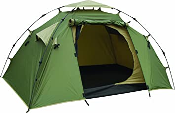 Highlander Arran 200 Quick Pitch Tent - Olive  sc 1 st  Amazon UK & Highlander Arran 200 Quick Pitch Tent - Olive: Amazon.co.uk ...