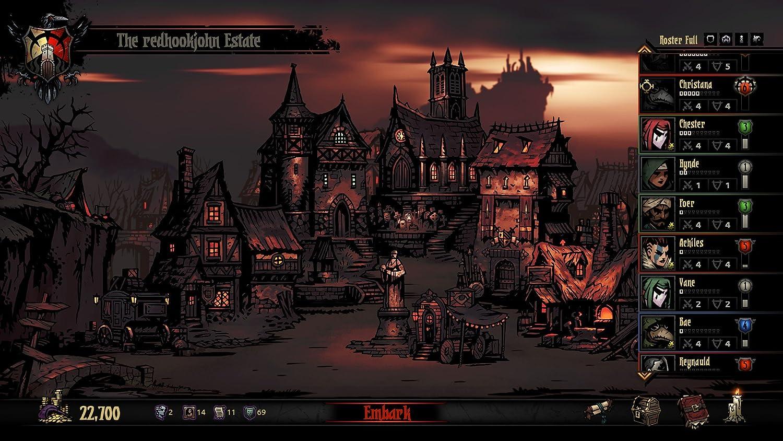 Darkest Dungeon: Collectors Edition - Signature Edition: Amazon.es: Videojuegos