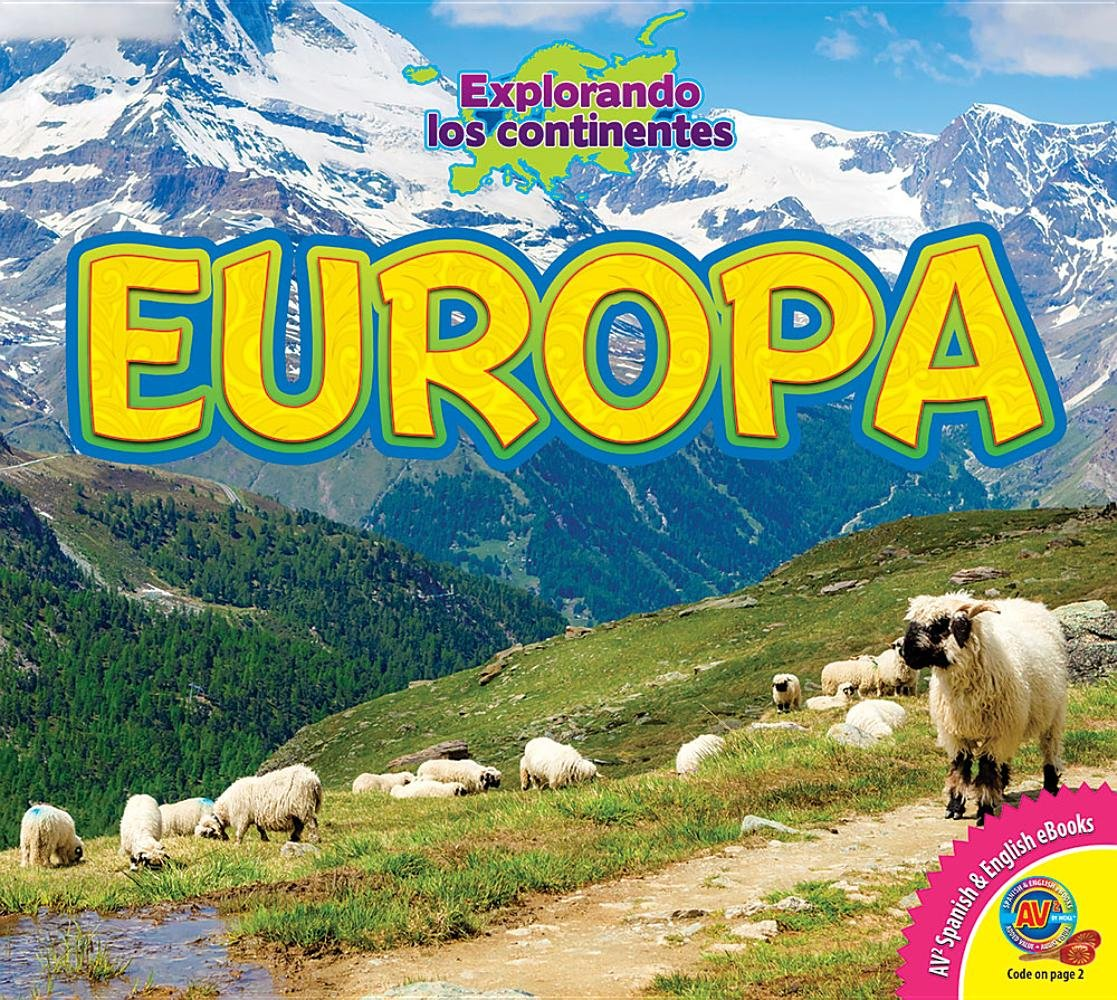 Download Europa (Europe) (Explorando Los Continentes (Exploring Continents)) (Spanish Edition) PDF