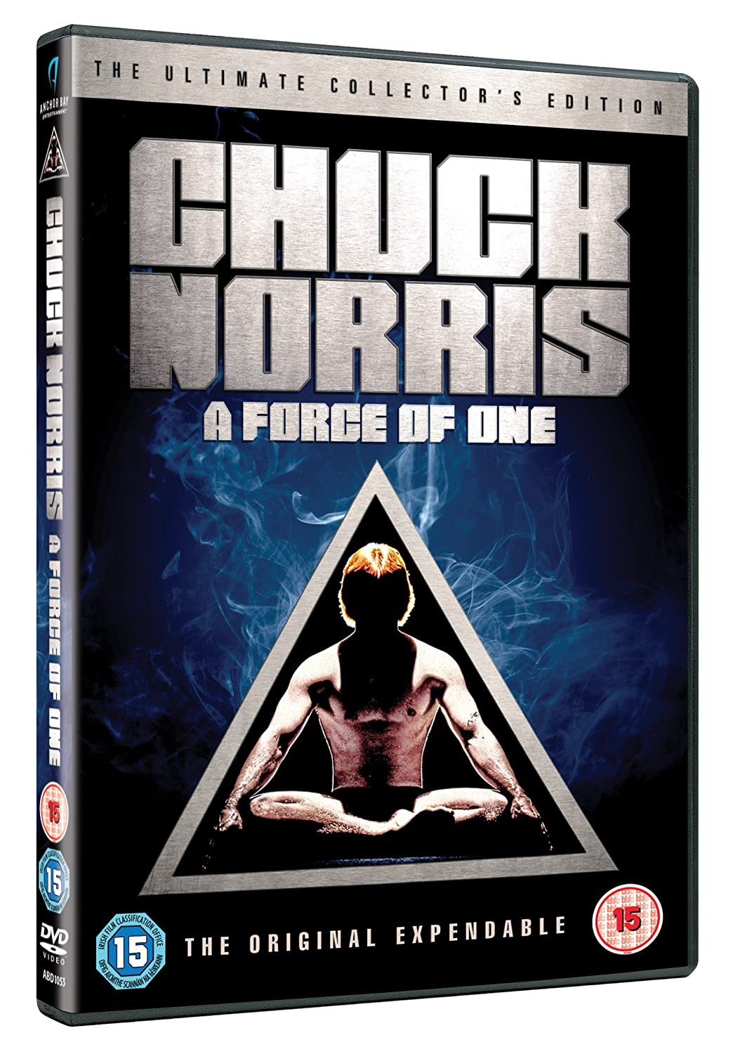 A Force of One [DVD] [1979] [Reino Unido]: Amazon.es: Chuck ...