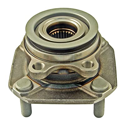 ACDelco 513297 Advantage Wheel Bearing and Hub Assembly: Automotive