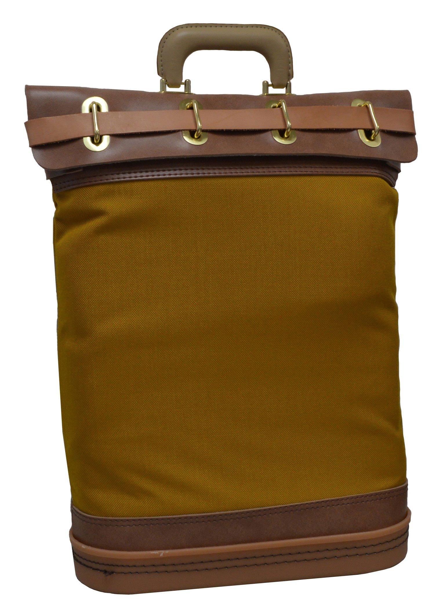 Security Regulation Mail Bag 1350 Denier Ballistic Weave Nylon Gold