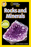 National Geographic Kids Readers: Rocks and Minerals (National Geographic Kids Readers)