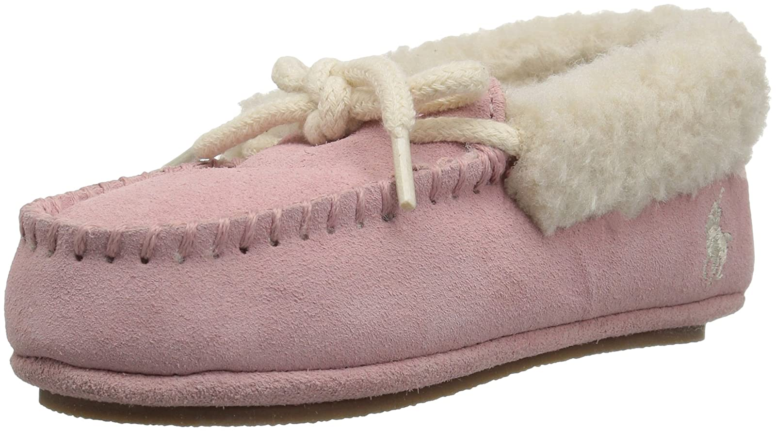 Polo Ralph Lauren Kids Girls' Allister Slipper RF100516T - 1