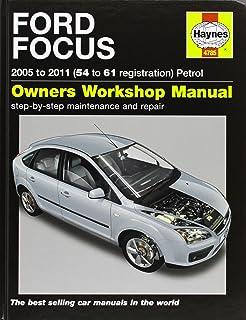 ford focus service and repair manual service repair manuals rh amazon co uk Haynes Manual Monte Carlo Back Lawn Boy 10323 Manual
