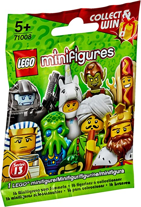 LEGO Series 13 71008 Minifigures Choose Your Figure Brand New Complete Sets