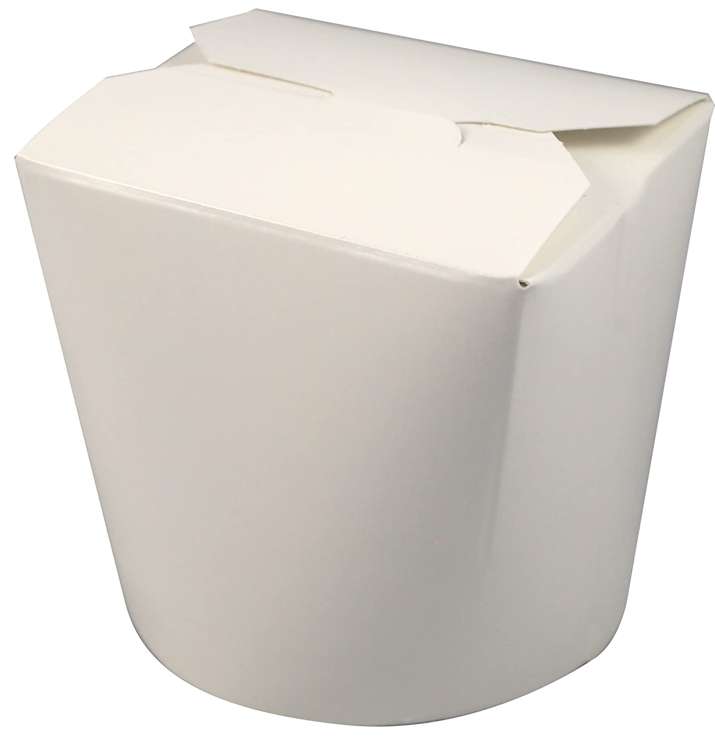 12-Fluid Ounce Capacity 3-1//4 Diameter x 3-1//8 Height White Case of 500 Fold-Pak SmartServ 12SSPLAINM One Color Print Plain Paper Container
