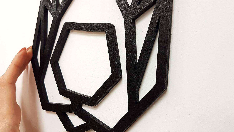 2 size options Doberman Pinscher Gifts Wall Art Geometric Wood Home Decor Women Mom Men Dad