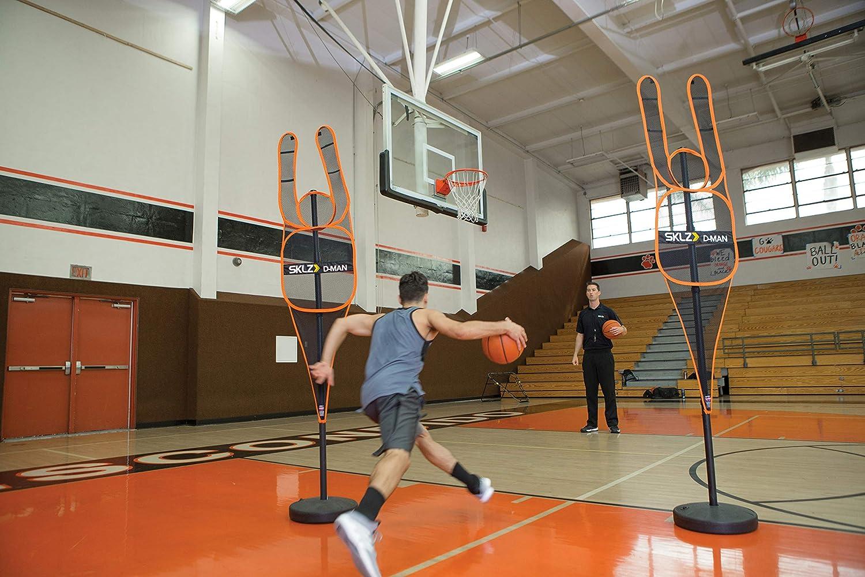 SKLZ Basketballtrainer D-Man Basketball-Defensive Mannequin ...
