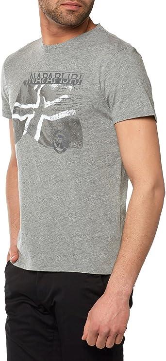 SG T-shirt uomo manica corta girocollo NAPAPIJRI articolo N0YG7B SALENY