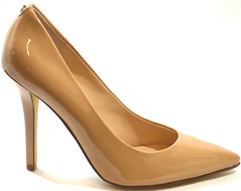 Guess Spaltung Damen Schuhe Plasmia 5 Pumpo Heel Cm 10,5 Leather