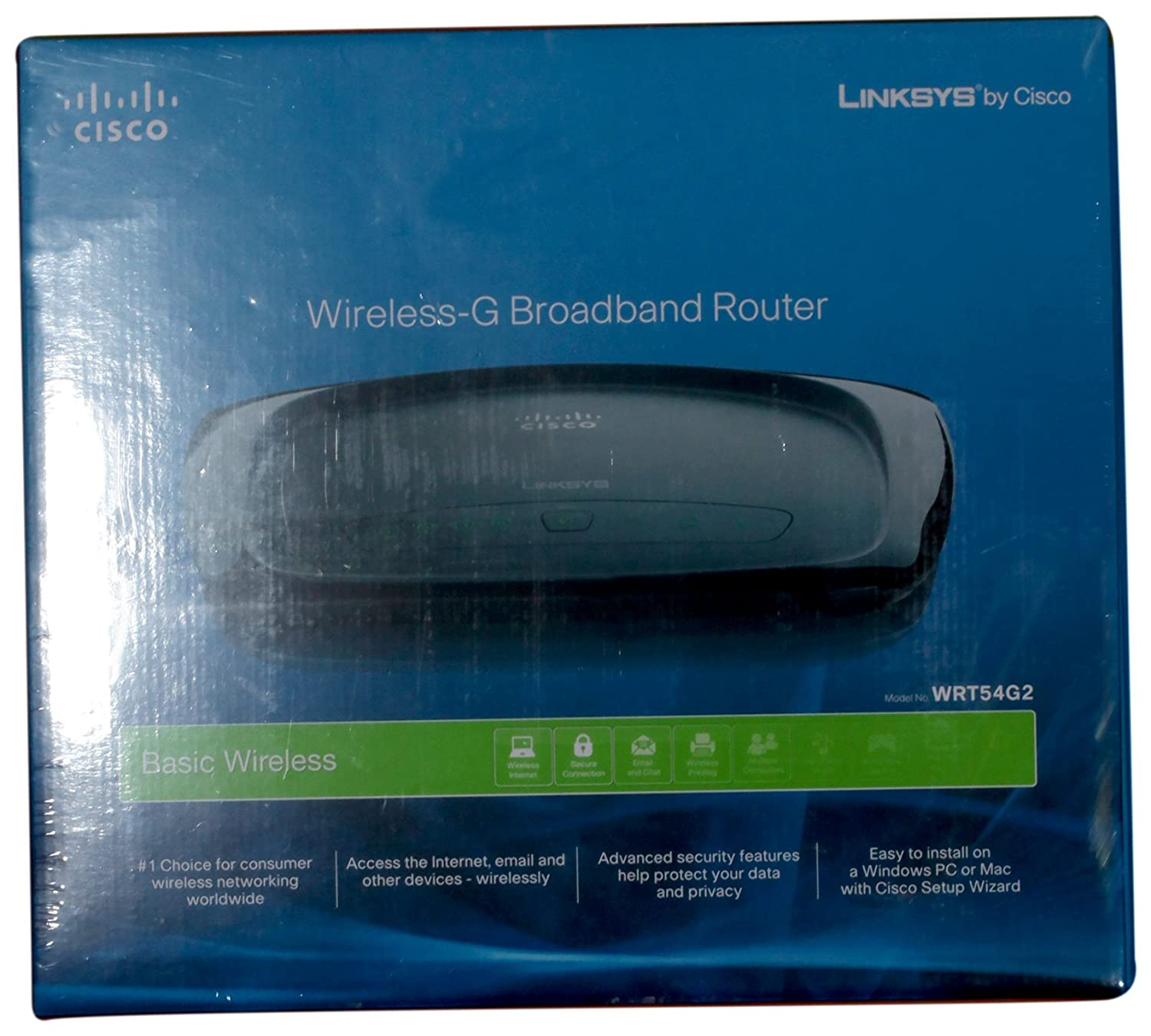 Driver for Linksys WRT54GS2 Wireless-G Router